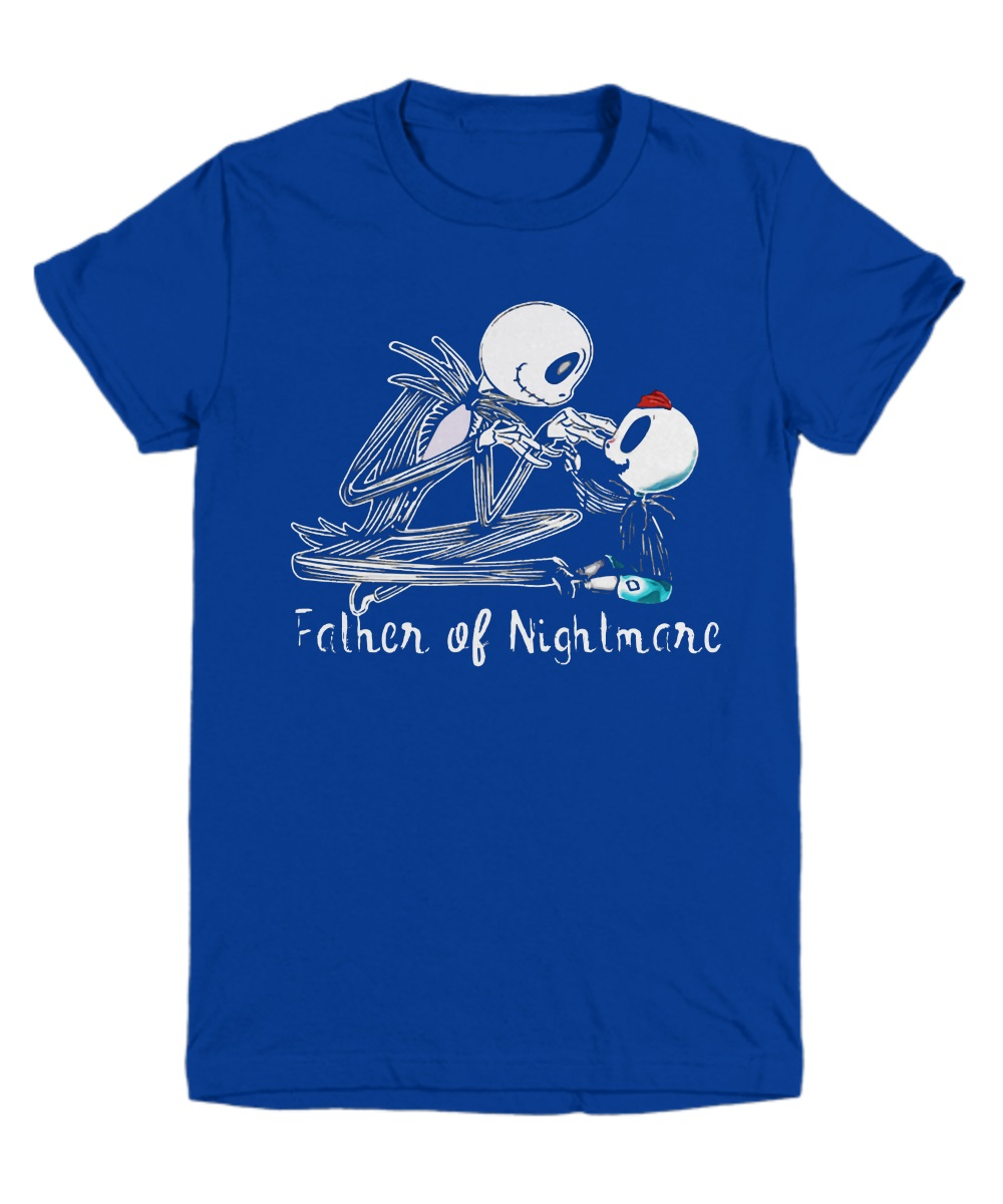 Jack Skellington father of nightmare shirt