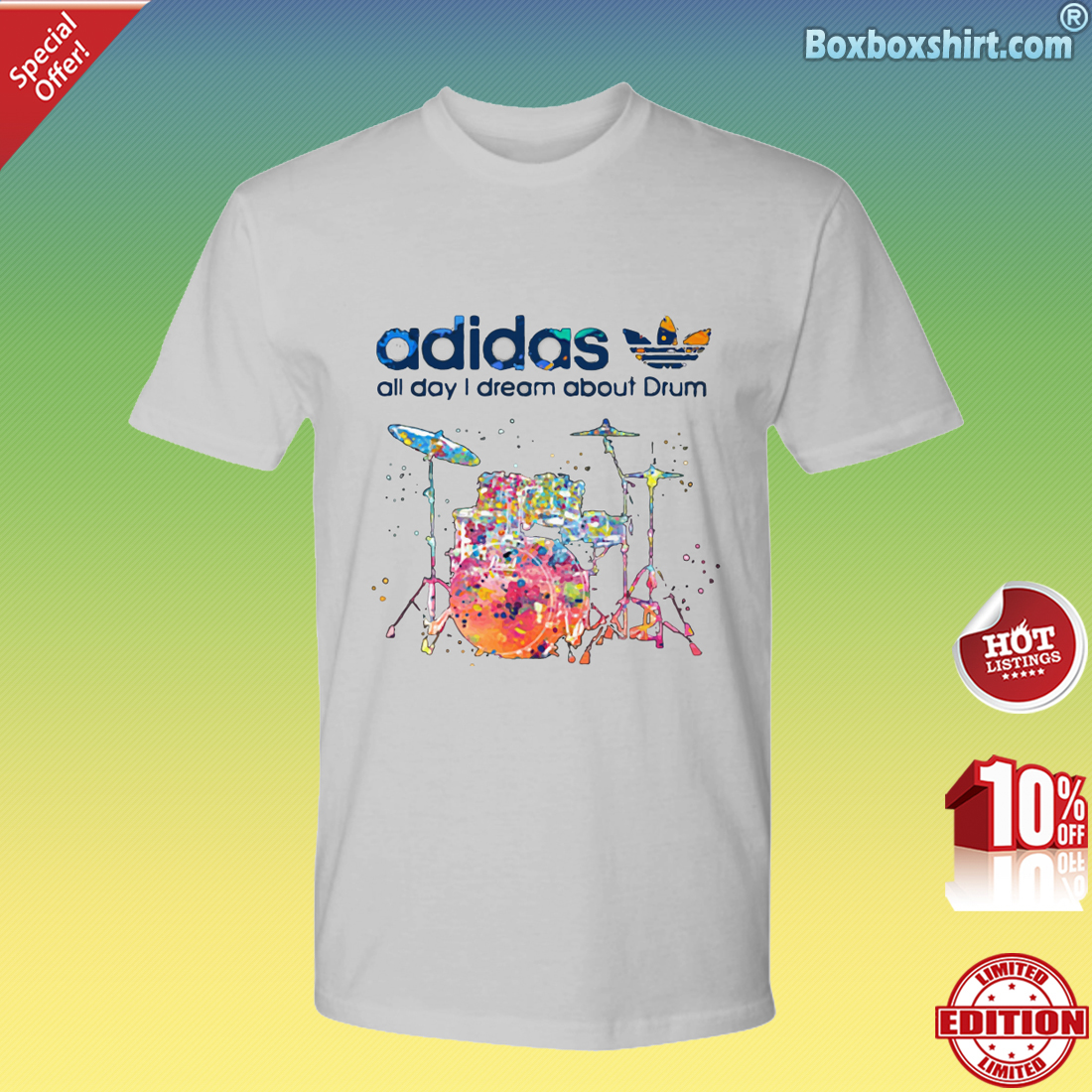 About ShirtSweatshirt All Dream Drum Day I Adidas 80wvmNnO