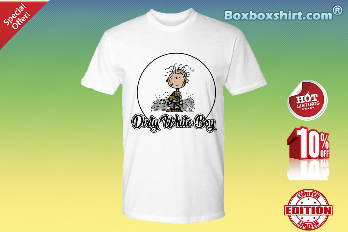 Charlie Brown dirty white boy Premium Tee