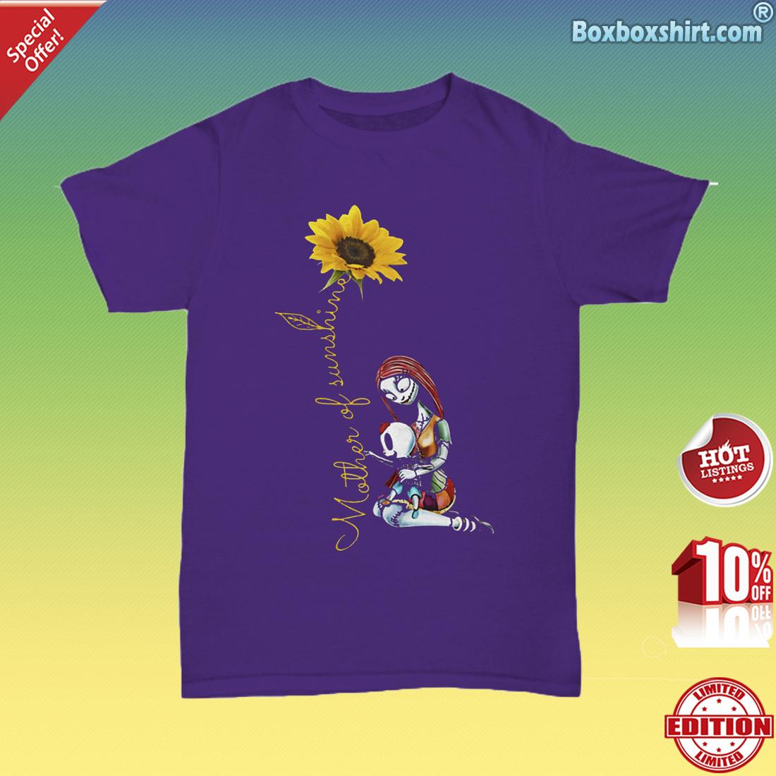 Sally mother of sunshine-Unisex Tee
