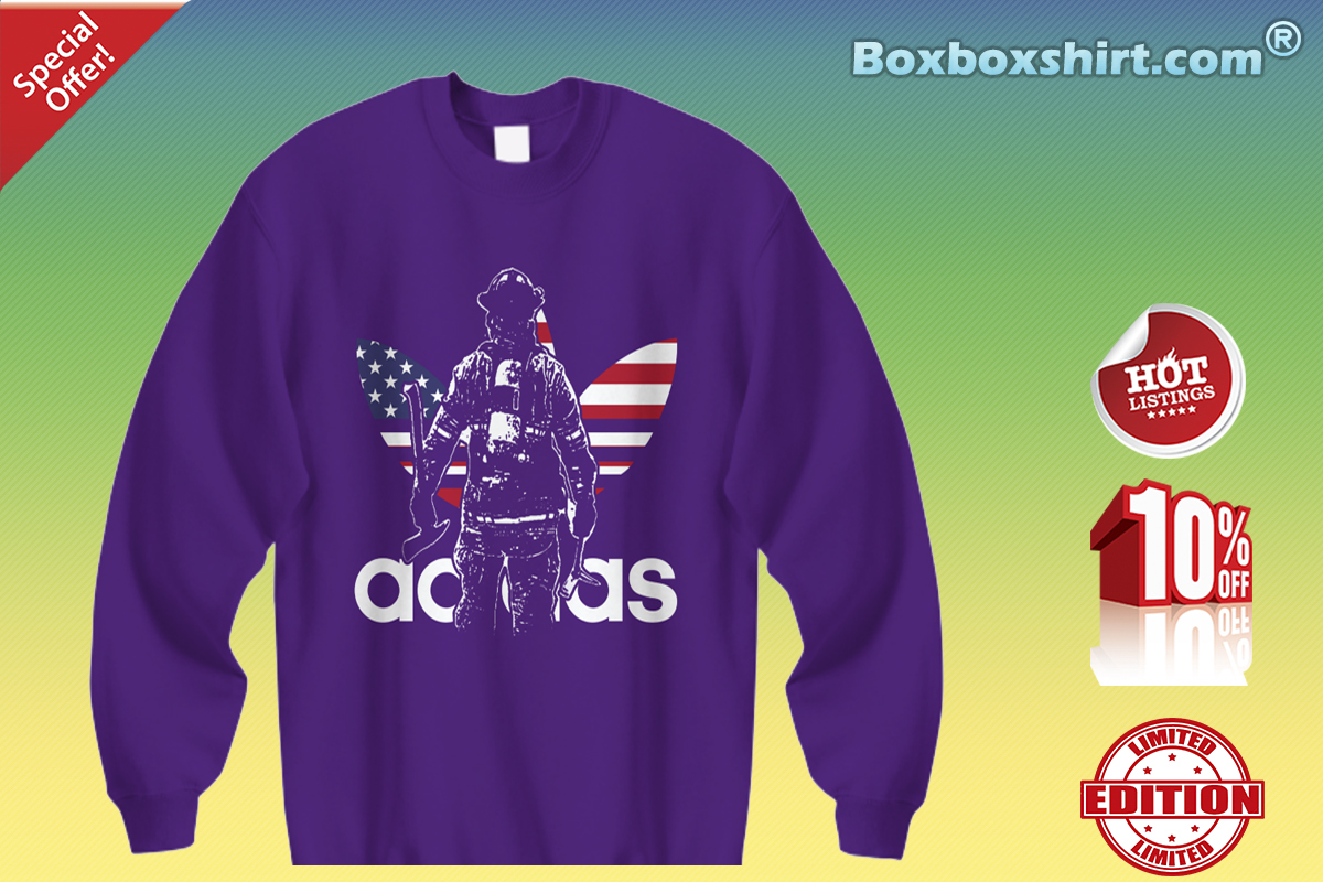 Firefighter adidas Sweatshirt