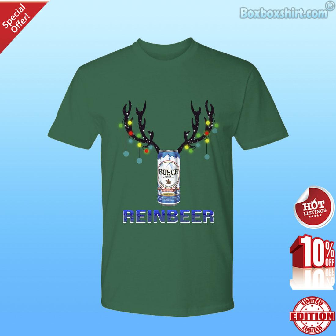 Busch beer reinbeer deer horn