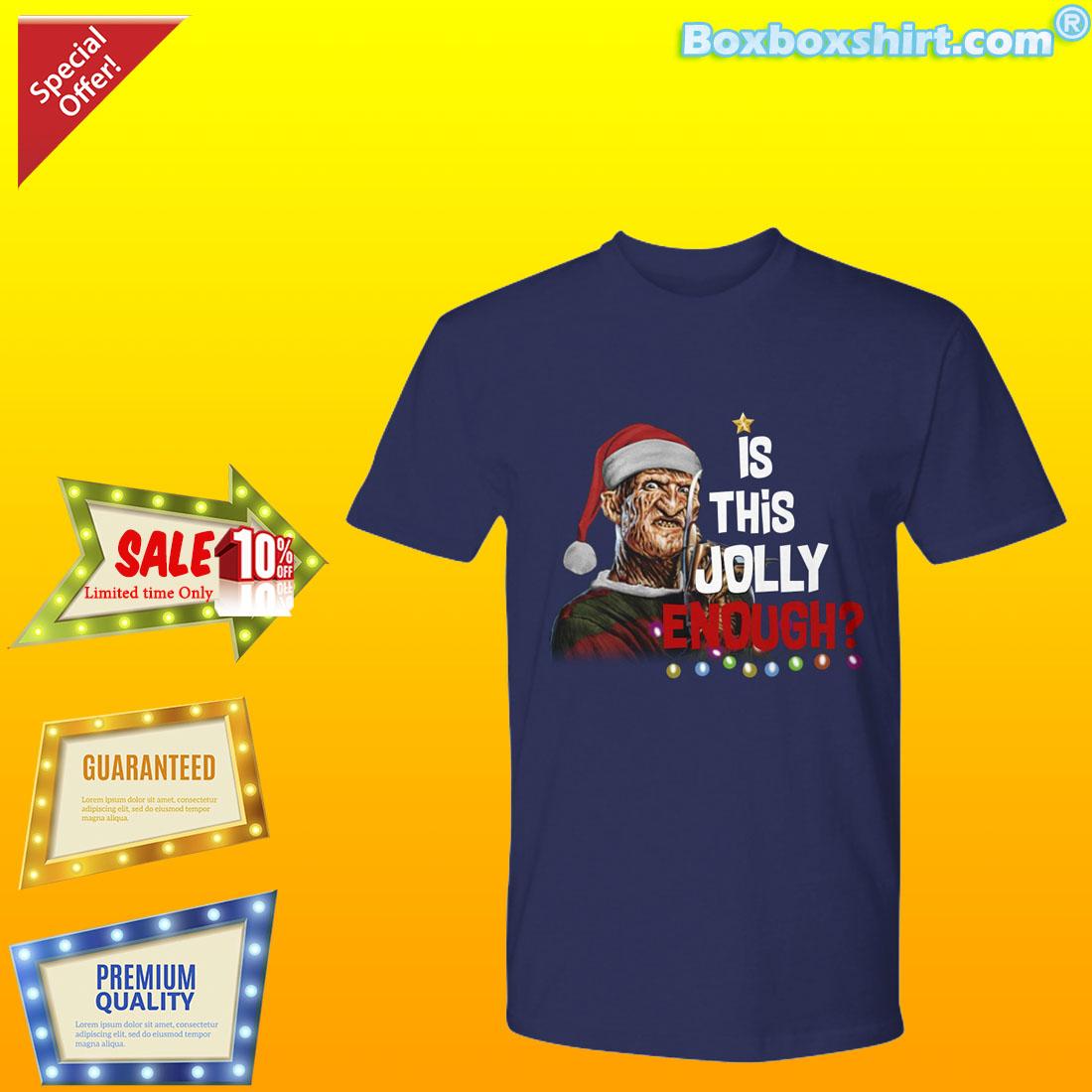 744853191 Is this jolly enough Freddy Krueger shirt - boxboxshirt's diary
