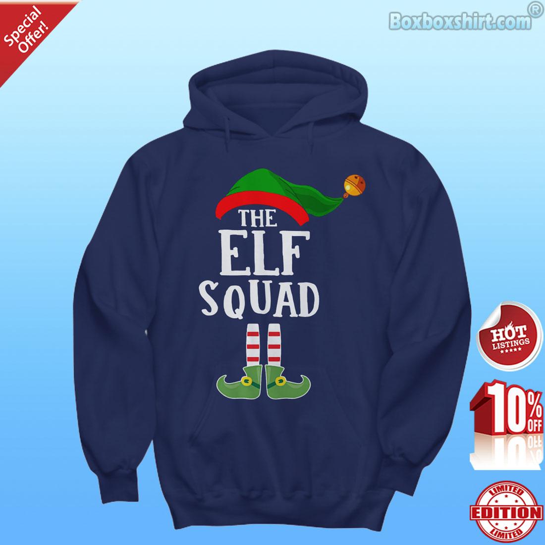 The ELF squad Christmas shirt