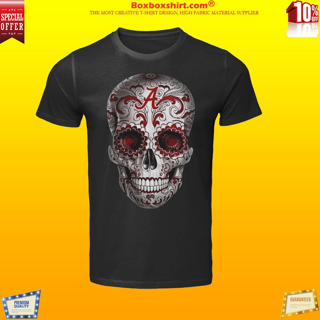 Alabama sugar skull shirt