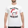 Michael Myers time to kill some ho ho ho shirt