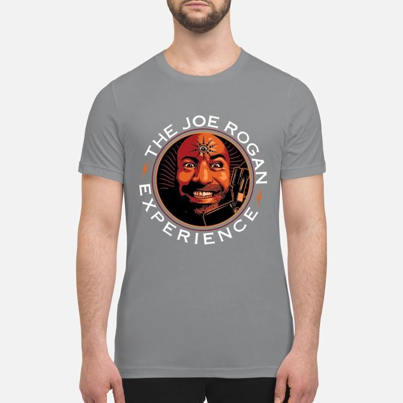 The Joe Rogan face experience premium shirt
