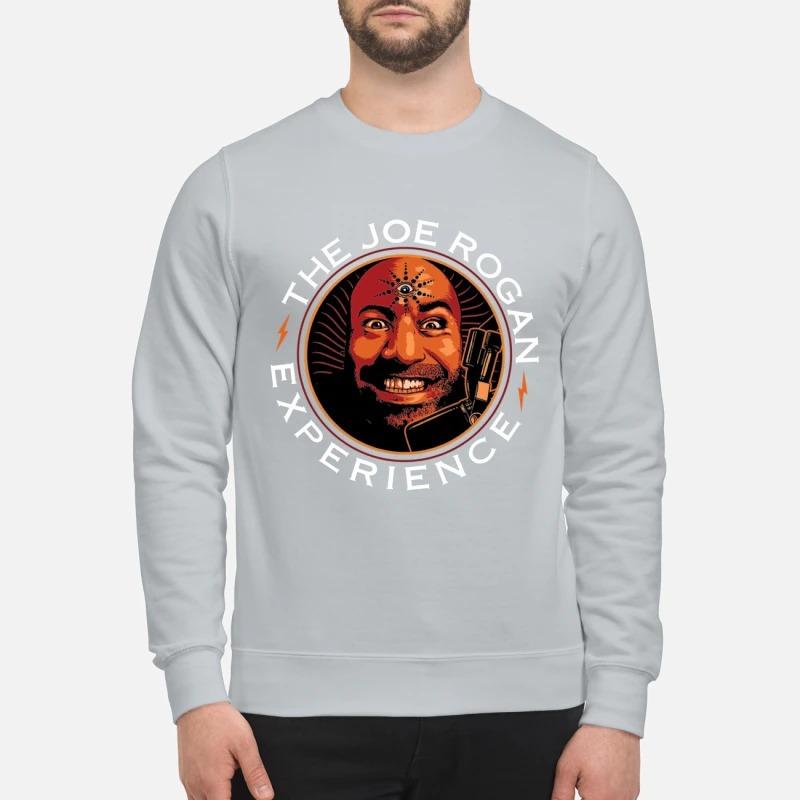 The Joe Rogan face experience sweatshirt