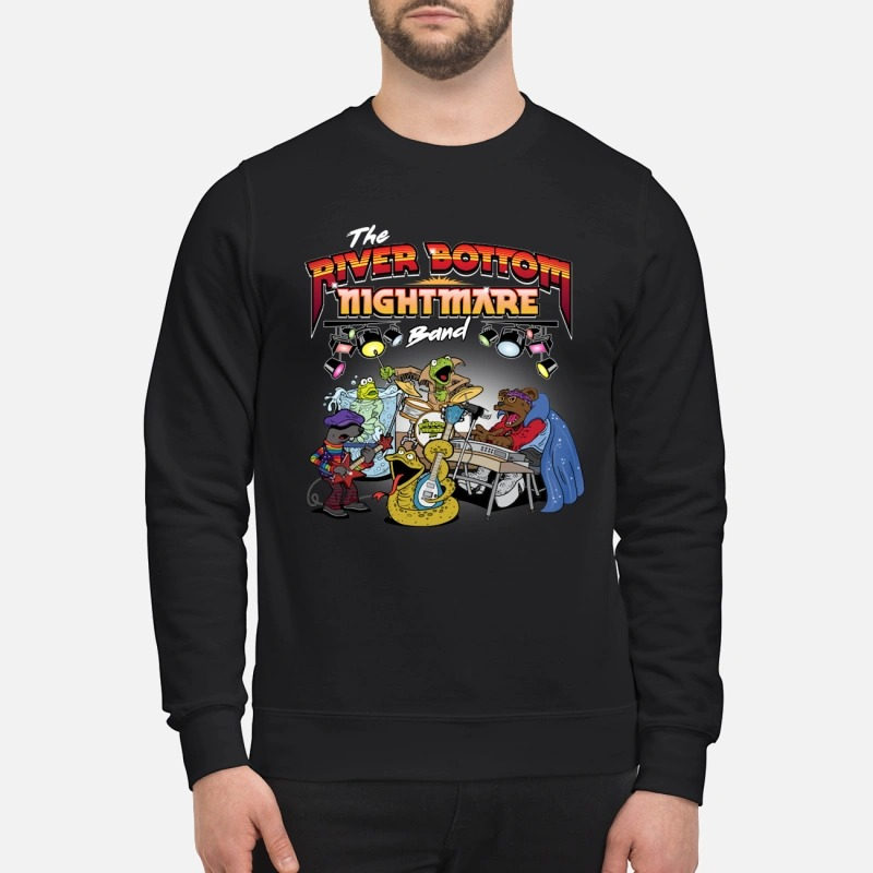The riverbottom nightmare band shirt