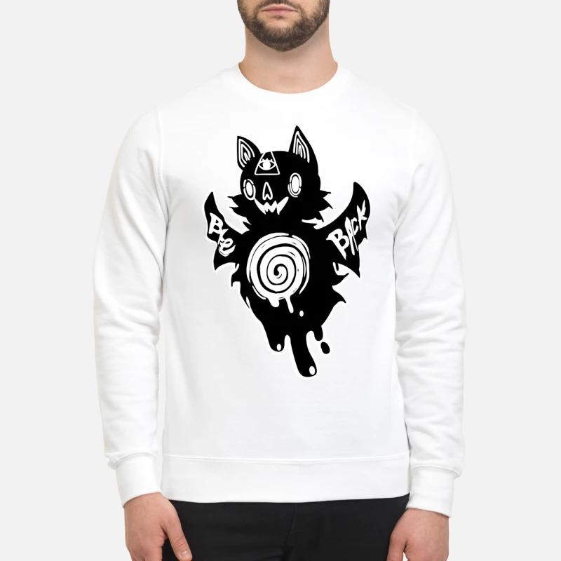 Cat bite back sweatshirt