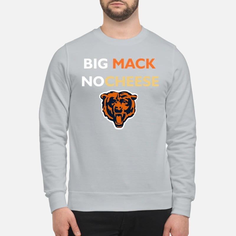 Chicago bears Big Mack Nocheese sweatshirt