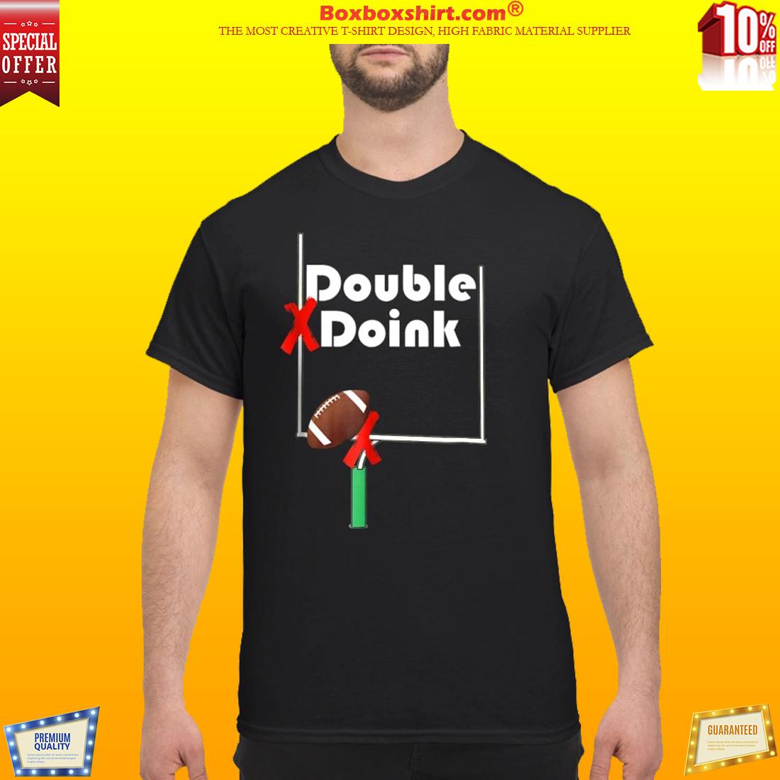 Double Doink Football shirt