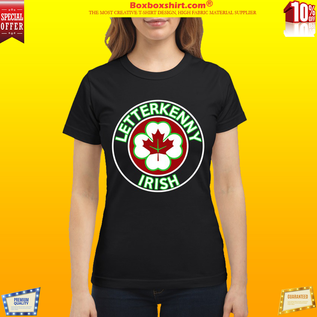 Letterkenny Irish Hockey classic shirt