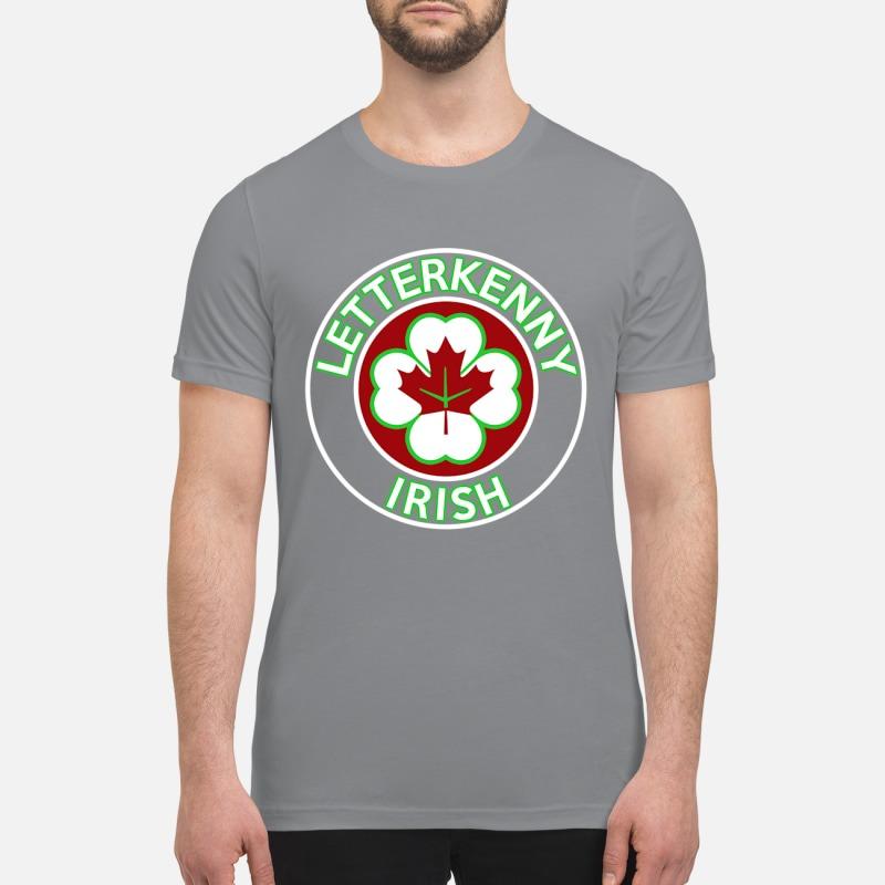 Letterkenny Irish Hockey premium shirt