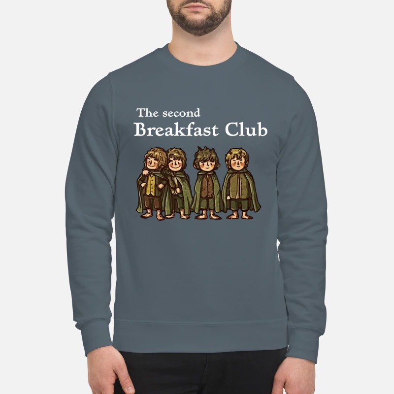 Lord of the ring The second Breakfast Club sweatshirt