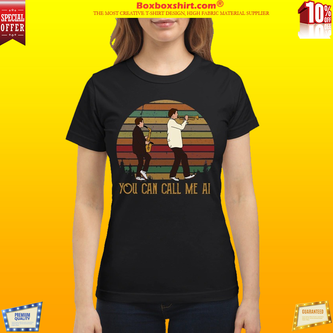 Paul Simon You can call me AI classic shirt