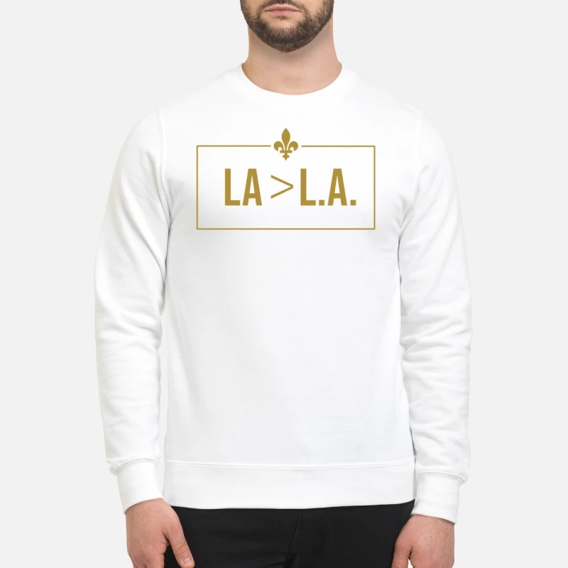 Saints LA L.A sweatshirt