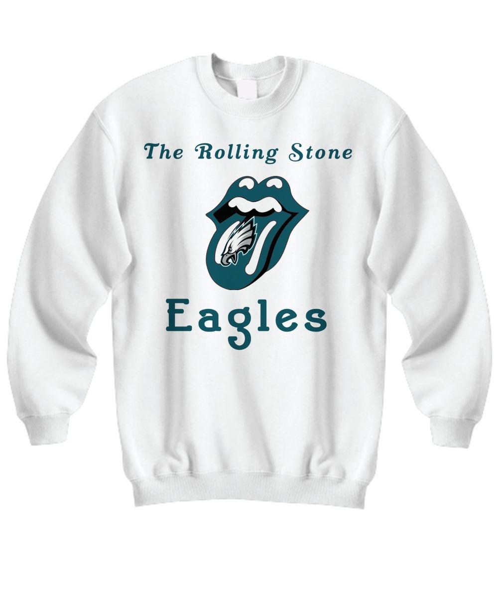 The rolling stone Philadelphia Eagles sweatshirt