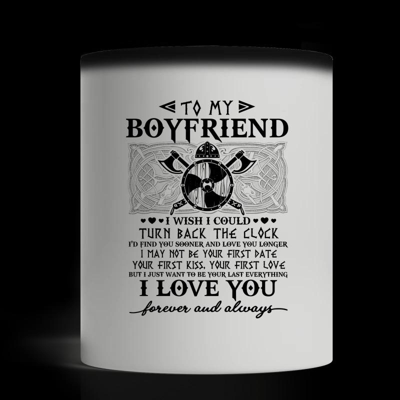 Boyfriend turn on my Things To