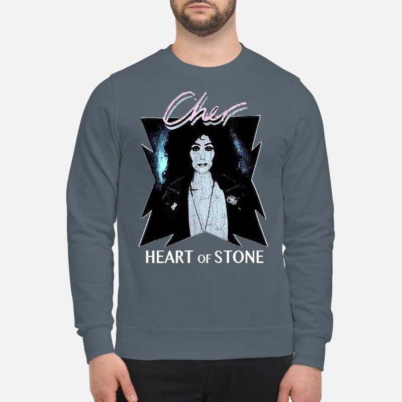Cher heart of stone sweatshirt
