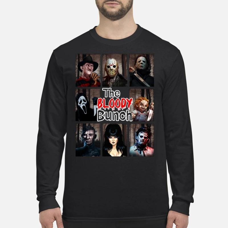 The Bloody Bunch men's long sleeved shirt