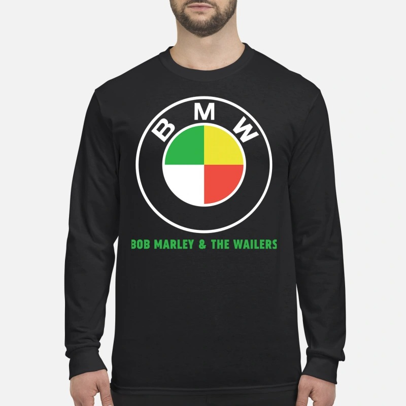 BMW Bob Marley and the Wailers men's long sleeved shirt