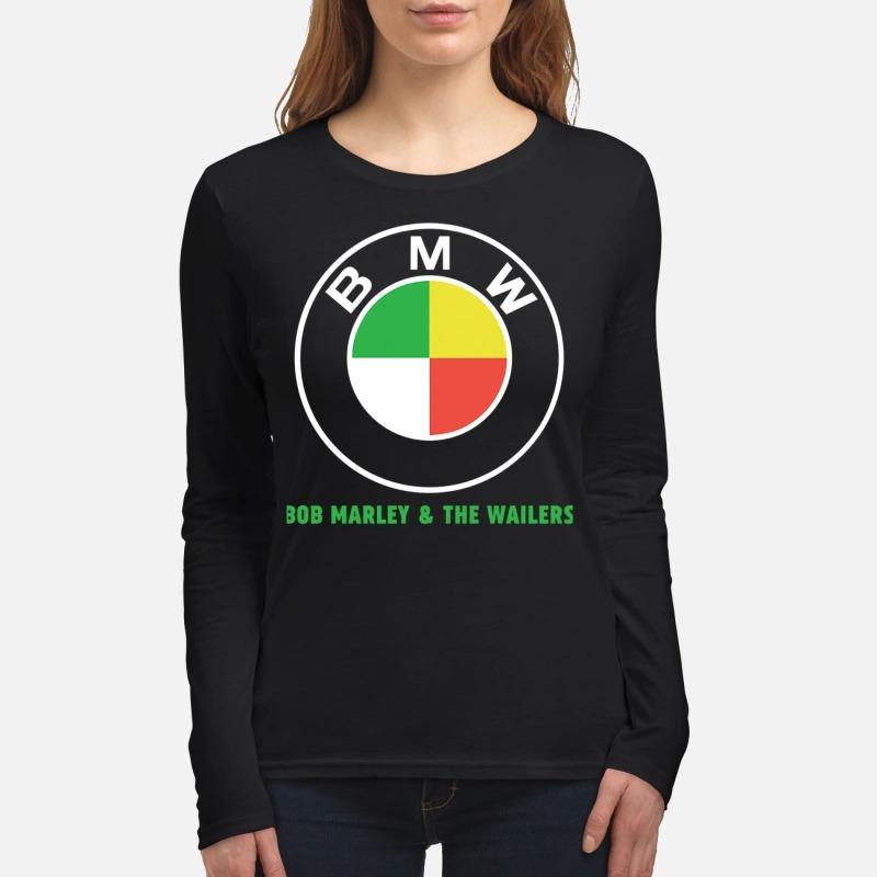 BMW Bob Marley and the Wailers women's long sleeved shirt