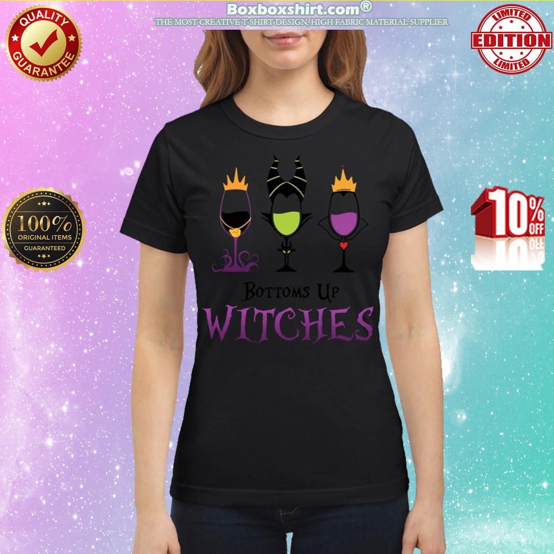 Bottoms up witches Hocus Pocus shirt