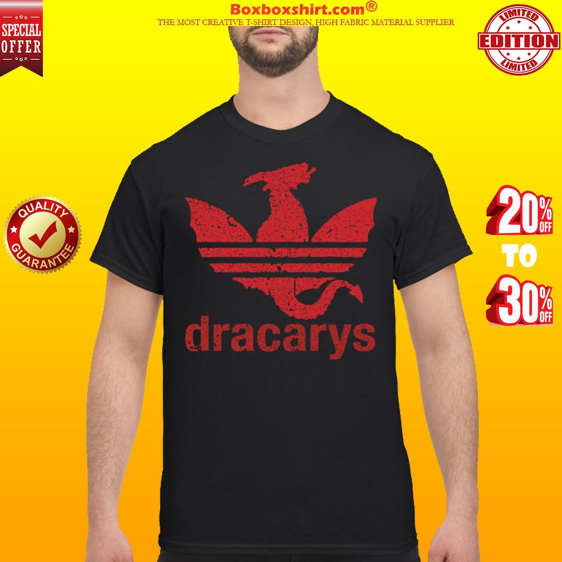 Dracarys adidas classic shirt