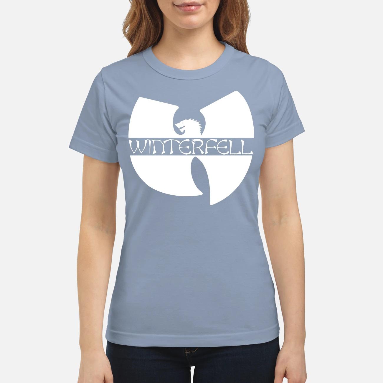 Winterfell Wu tang clan classic shirt