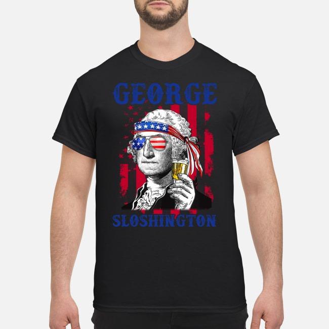 US America George Sloshington classic shirt