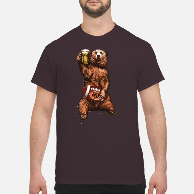 Chicago bear drink beer classic shirt