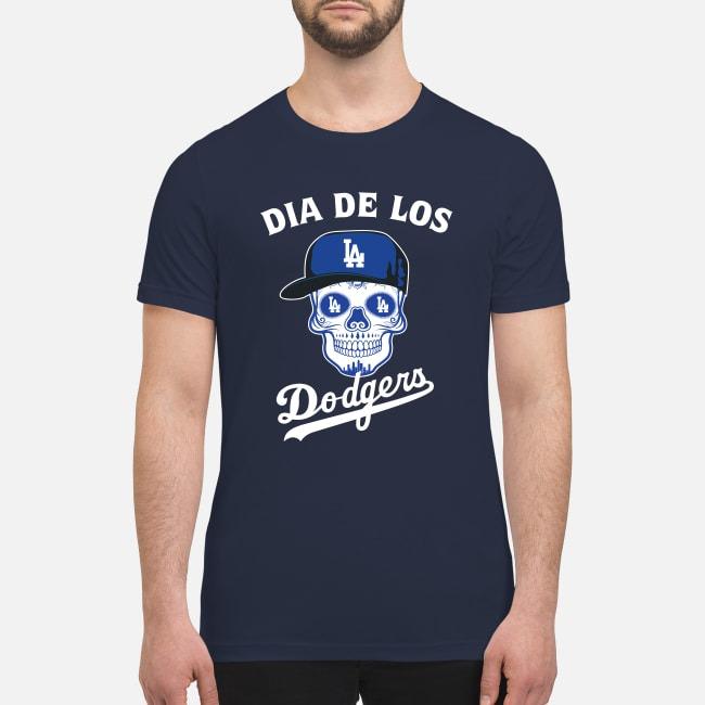 Dia de los Dodgers premium men's shirt