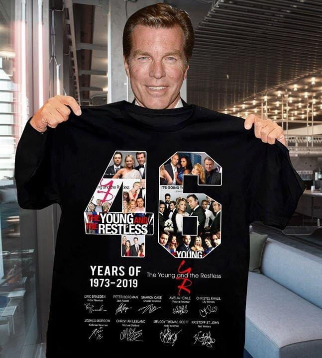 46 years of the Young and the Restless shirt