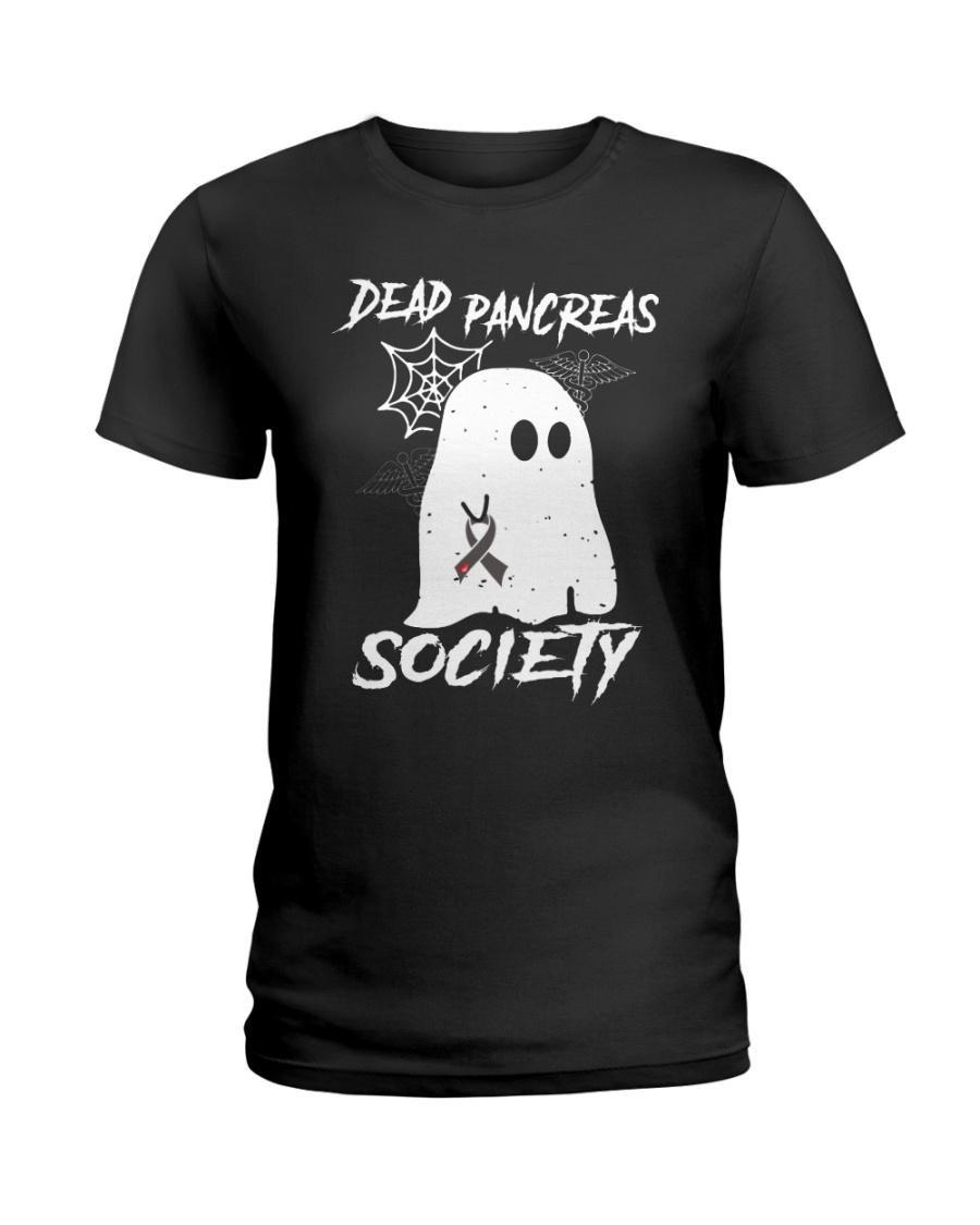 Dead pancreas society classic shirt