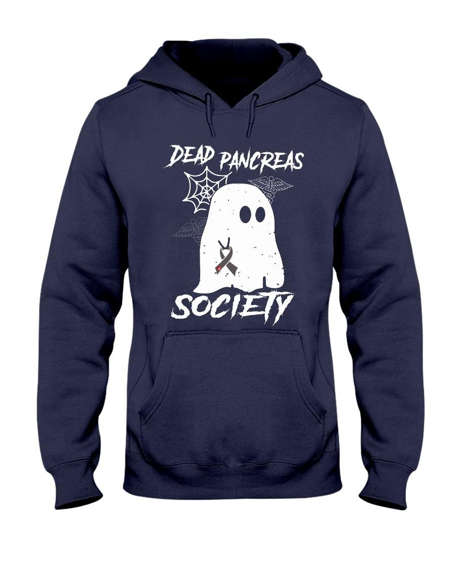 Dead pancreas society sweatshirt