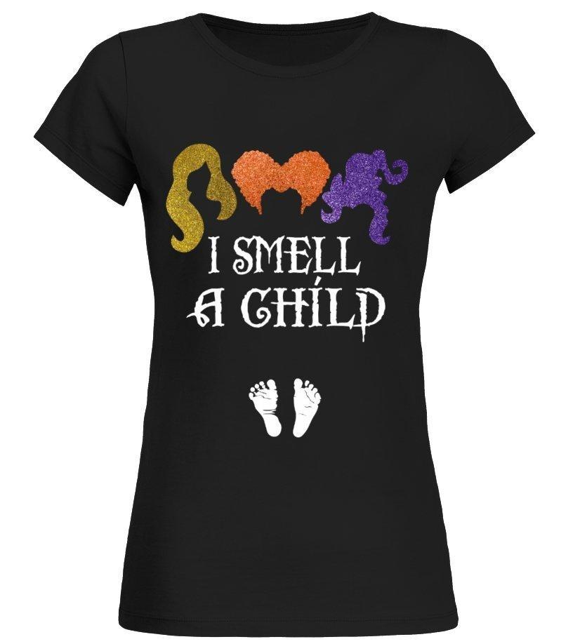 Hocus Pocus I smell a child classic shirt