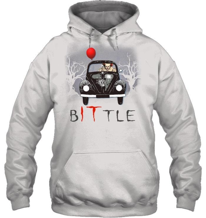 IT Bittle shirt and hoodie