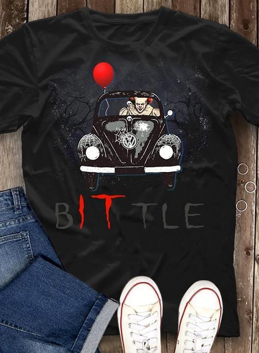 IT Bittle shirt