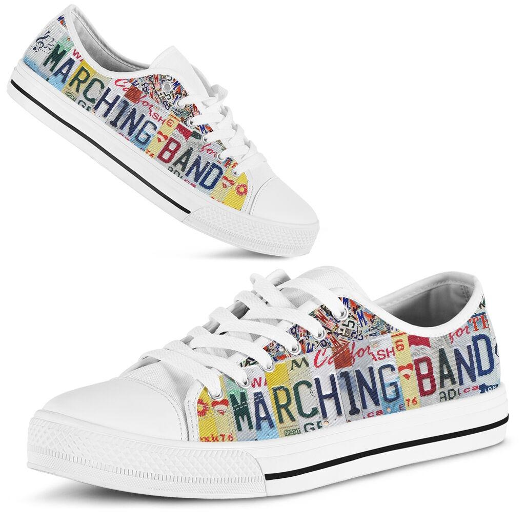 Merching band shoes