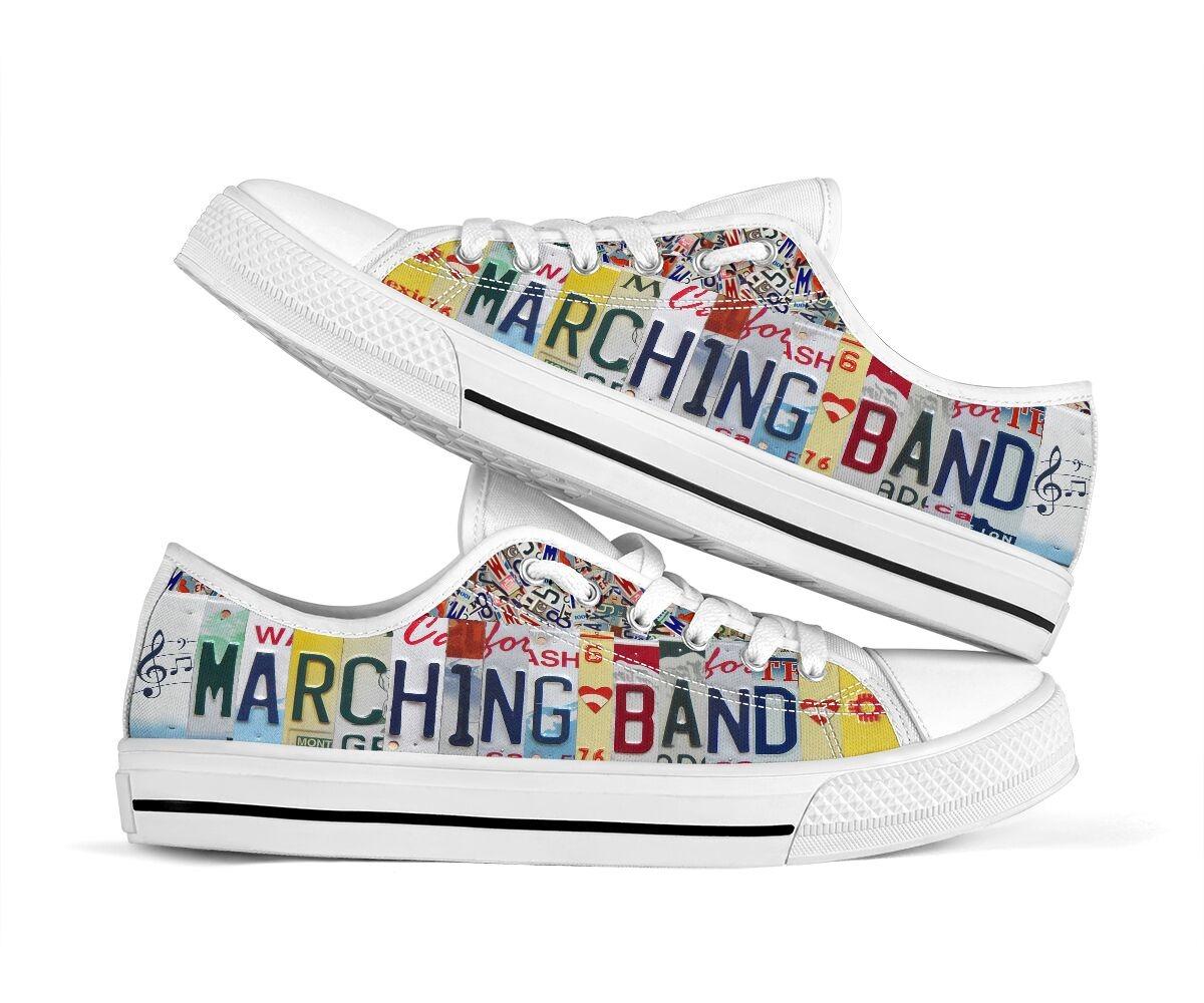 Merching band shoess