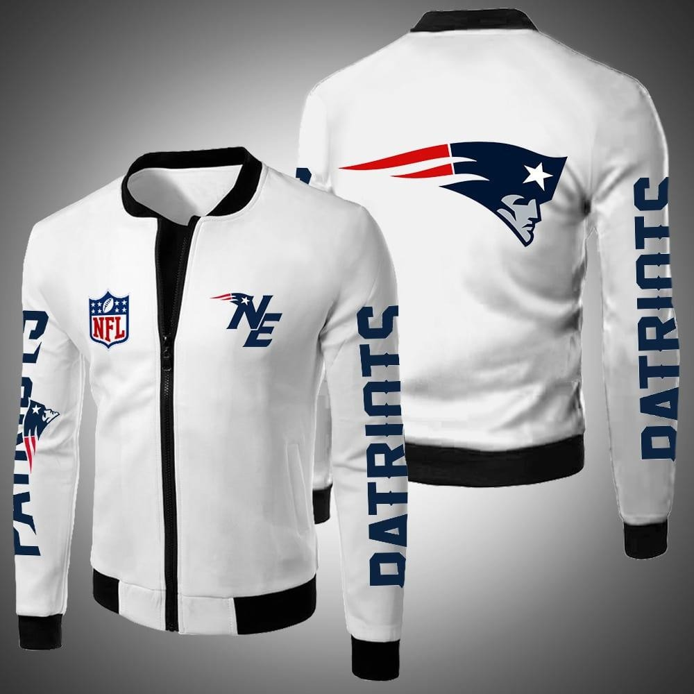 New England Patriots sport jacket