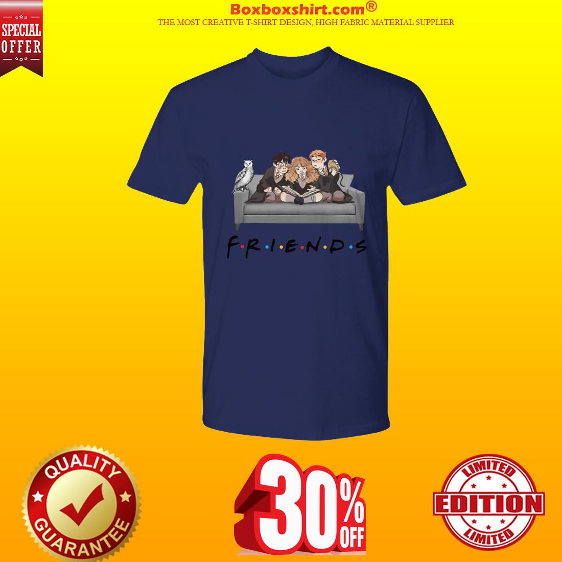 Harry Potter friends show premium shirt
