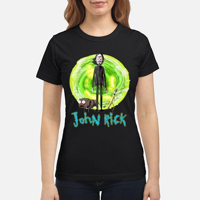 John Wick John Rick classic shirt