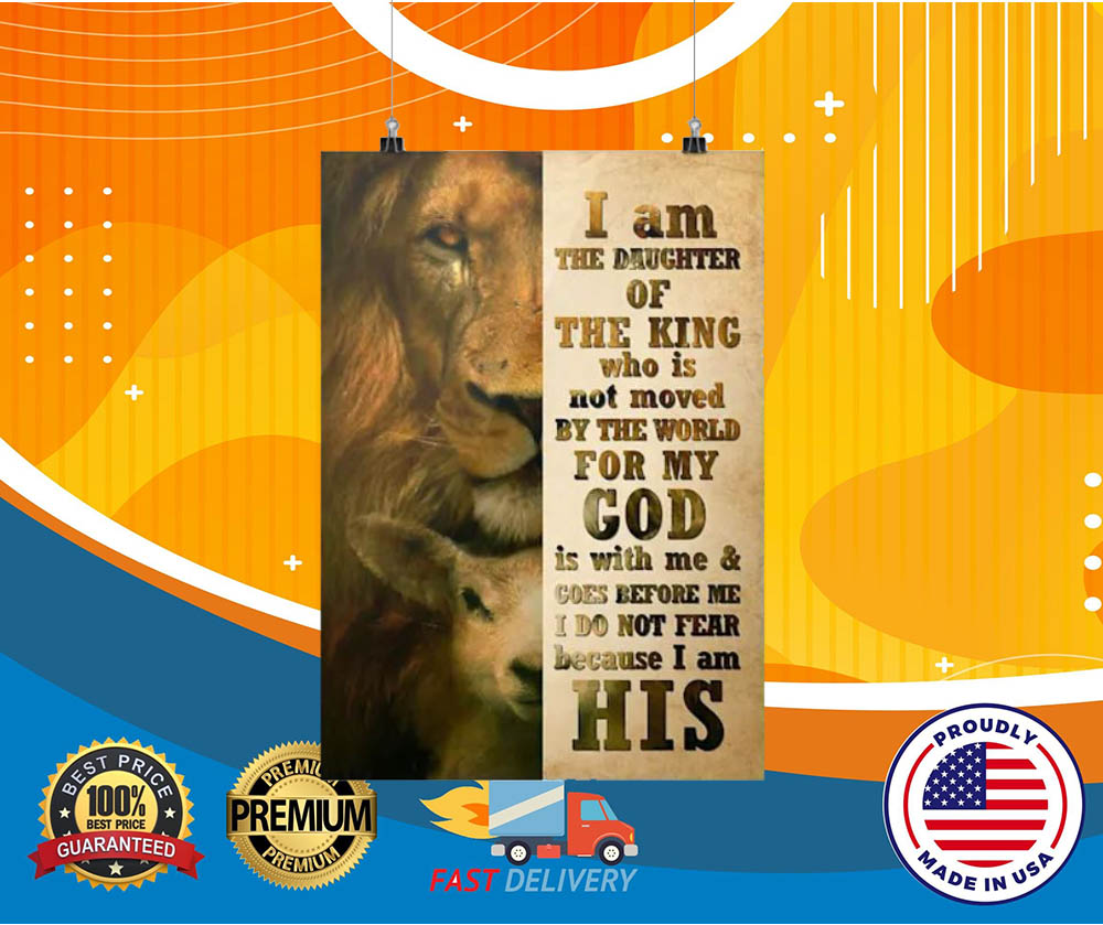 I am the daughter of the king who is not moved by the world hot poster