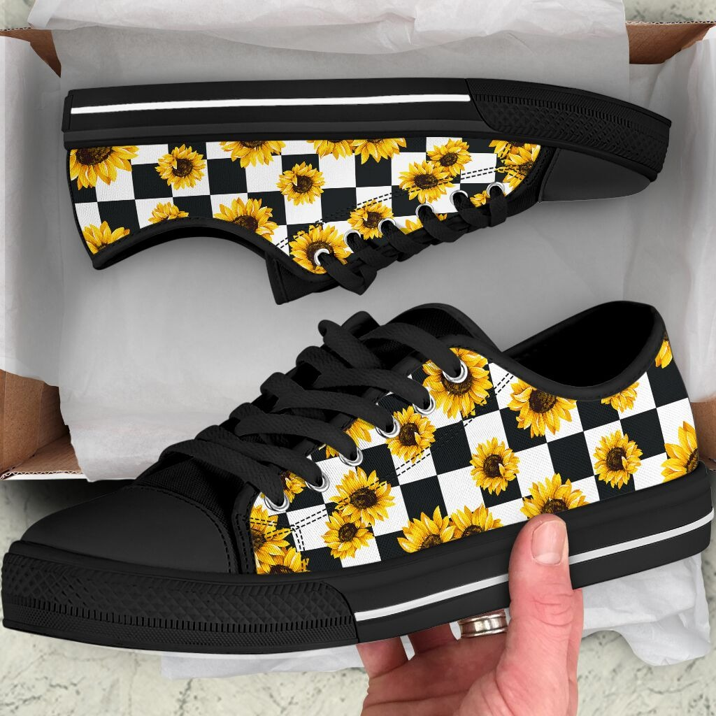Sunflower low top cool shoes