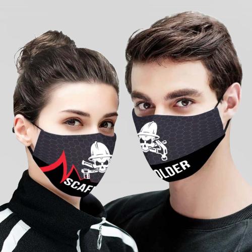 Scaffolder 3D Face Mask
