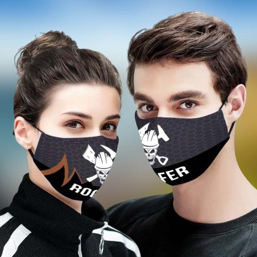 Roofer 3D Face Mask