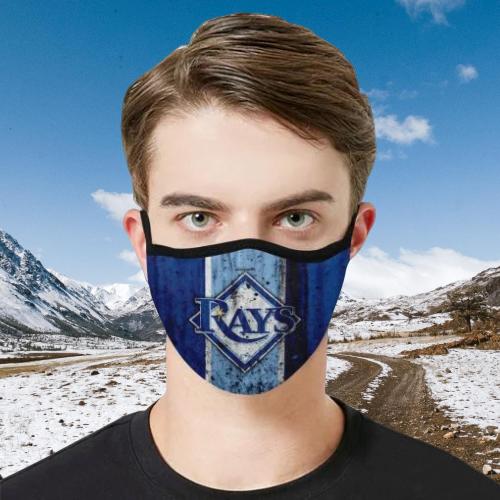 Tampa Bay Tampa Bay Rays cloth face maskRays cloth face mask