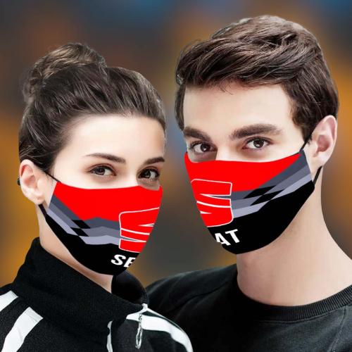 Seat 3D Face Mask